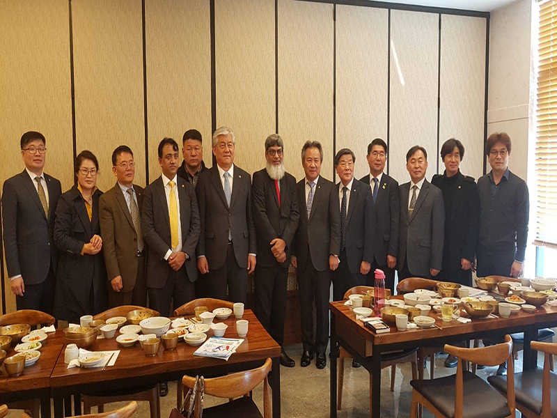 TSG Delegation visit to South Korea