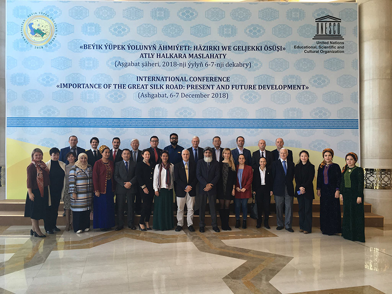 UNESCO TSG expert meeting in Ashgabat